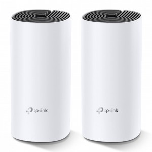 TP-Link Deco M4 AC1200 Whole-Home Mesh Wi-Fi System (2 Pack)