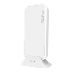MikroTik wAP 60 AP - 60GHz 60deg Access point that can support up to 8 CPE