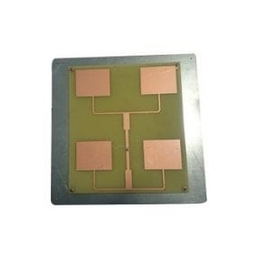 Acconet 2.4GHz 12dBi Antenna Plate for Small enclosure