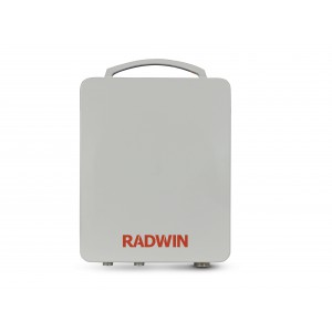RADWIN 2000 Alpha 5GHz ODU - 50Mbps Aggregate, 16dBi Integrated Antenna. Upgradable to 250Mbps.