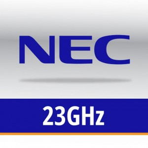 NEC 23GHz Single Polarised Link - includes MDU's, ODU's and Dish Antennae - NO LICENSES