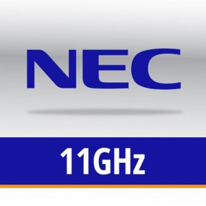 NEC 11GHz Dual Polarised Link - includes MDU's, ODU's and Dish Antennae - NO LICENSES