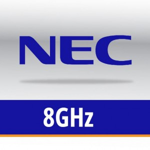 NEC 8GHz Single Polarised Link - includes MDU's, ODU's and Dish Antennae - NO LICENSES