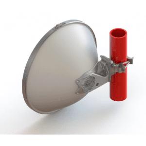 NEC iPasolink Dish Antenna - Dual Polarised. For 11GHz in 2+0 Configuration.