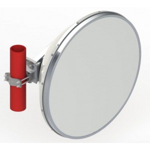 NEC iPasolink Dish Antenna - Single Polarised. For 15GHz in 1+0 Configuration.