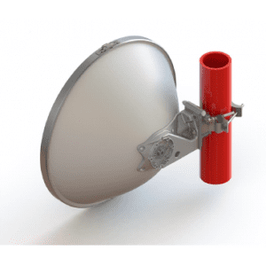 NEC iPasolink Dish Antenna - Dual Polarised. For 18GHz in 2+0 Configuration.