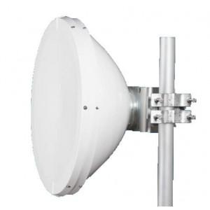 Jirous 10/11GHz, 38cm Parabolic Dish antenna for AirFiber 11