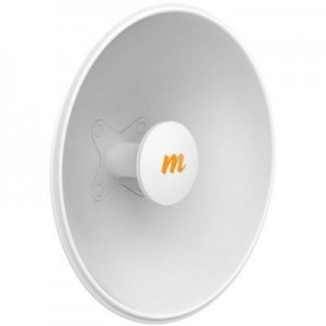 Mimosa 4.9-6.4 GHz Modular Twist-on Dish Antenna, - for C5x only