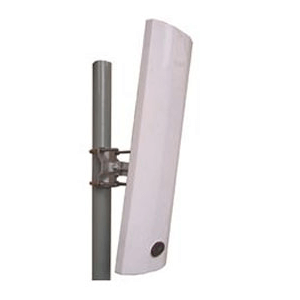 5GHz - Sector Antenna, HP, 120Deg, 15dBi, Wideband (5150-5850), Closed Circuit, Beamwidth 120H, 7V