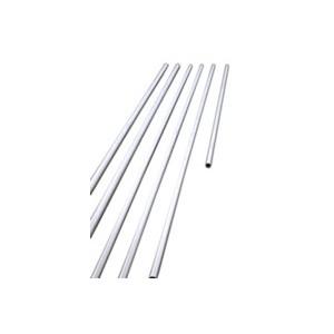 38mm Aluminium Pole - 1.5m - 1mm Sidewall