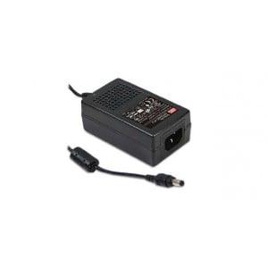 Mean Well - 25W AC-DC High Reliability Industrial Adaptor.