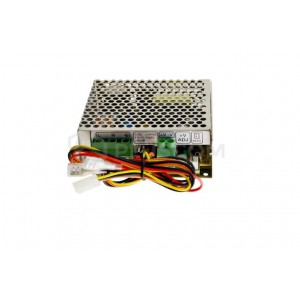 Mean Well - Security Series - 24V, 35W Single Output, enclosed frame with screw terminals
