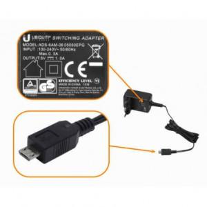 Ubiquiti Micro USB Power Supply for UFiber Loco - single unit