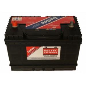 Deltec 12V 105Ah Sealed Single Post Lead Acid Battery.