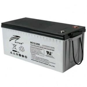 Deltec 12V 200Ah AGM Battery