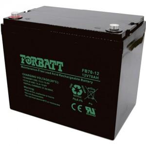 Forbatt 12V 70AH AGM Battery