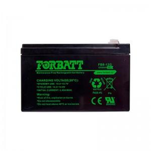 Fotbatt 12V 8AH Acid Gel Battery