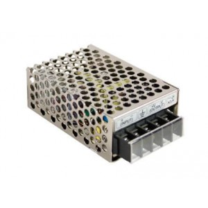 Mean Well - 15W Singe Output DC - DC Converter - 24VDC