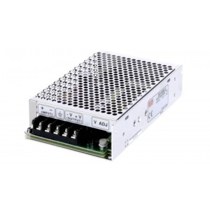 Mean Well - 50W Single Output DC-DC Converter- 24VDC