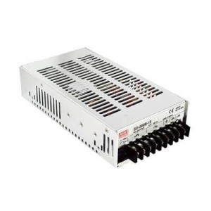 Mean Well - 200W Single Output DC - DC Converter - 48VDC