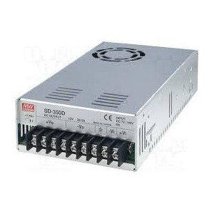 Mean Well - 350W Single Output DC - DC Converter- 24VDC