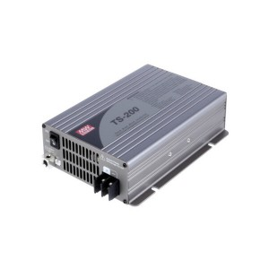 Mean Well - 200W True Sine Wave DC-AC Power Inverter - 24V Input
