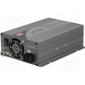 Mean Well - 400W True Sine Wave DC-AC Power Inverter - 24V Input