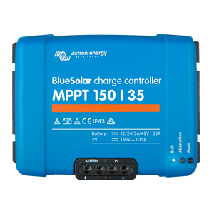 Victron Blue Solar MPPT 150/45 Charge Controller