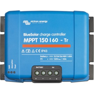 Victron Blue Solar MPPT 150/60 Charge Controller