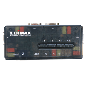 Edimax 4 port USB KVM Switch