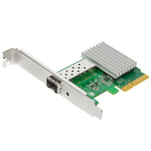 Edimax 10 Gigabit Ethernet SFP+ PCI Express Adapter
