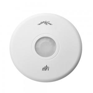 Ubiquiti mFi Ceiling Mount Motion Sensor, 1x RJ45, Requires UBM-MPORT