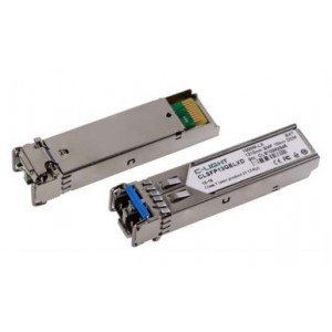 1.25G SFP Single mode 1310nm 20km LC