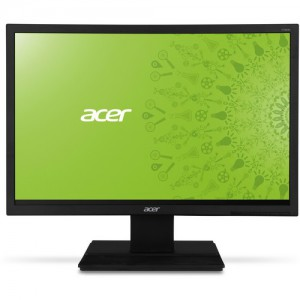 "Acer V196HQL Ab 18.5"" LED Backlit LCD Monitor"