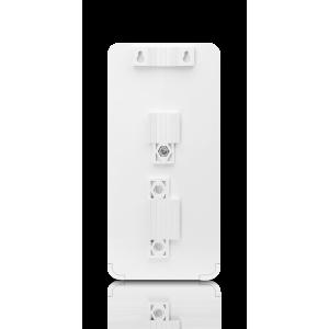 Ubiquiti NanoSwitch 4 x port POE switch (1xGigabit 24V PoE In Port, 3xGigabit 24V PoE Out Port)