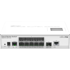 MikroTik CRS212-1G-10S-1S+IN - Cloud Router Switch