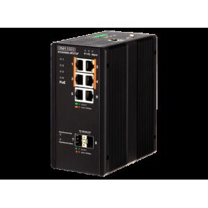 Edge-Core 4 Port Gb PoE+ Industrial Switch