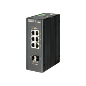 Edge-Core 6 Port Gb Industrial Switch