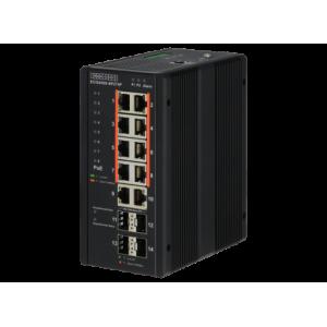 Edge-Core 8 Port Gb PoE+ Industrial Switch