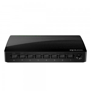 Tenda 8-Port Gigabit Ethernet Desktop Switch   SG108