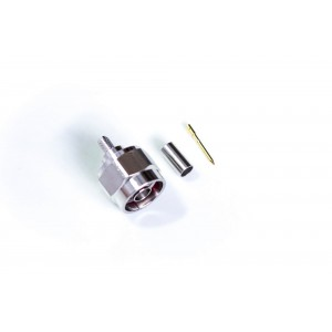 Acconet N-Type (Male) Connector for ARF195 Cable