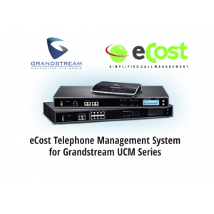 eCost TMS DX10 Dongle for Grandstream UCM Series