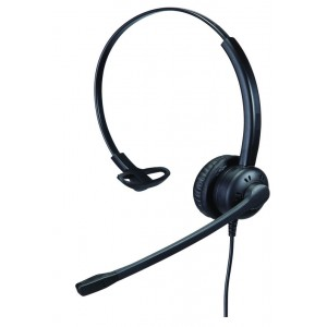 Talk2 ECO Range Monaural headset with flexable adjustable mic
