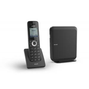 Snom M215-SC Singlecell 6-line DECT SIP Bundle - includes M200 SC Base Station and M15 SC DECT Phone