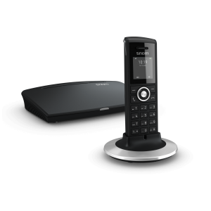 Snom M325 Singlecell 20-line DECT SIP Bundle - includes M300 Base Station and M25 DECT Phone & Base