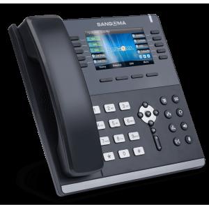 Sangoma - IP Phone S705 Executive Level Phone, Exclusively work with PBXact, SIP acounts, WiFi,