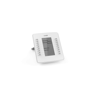 Snom D7 Expansion Module in White - USB - Supports Dxx Series (except D712 & D710)