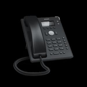 Snom D120 2-line Desktop SIP Phone - Backlit Graphical Display
