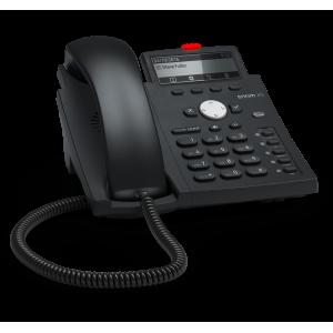 Snom D305 4-line Desktop SIP Phone - Wideband Audio - 4-line Graphical Display