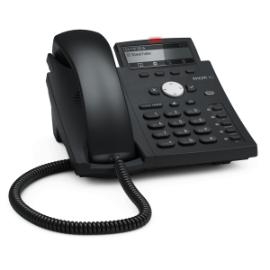 Snom D315 4-line Desktop SIP Phone - Wideband Audio - 4-line Graphical Display - USB